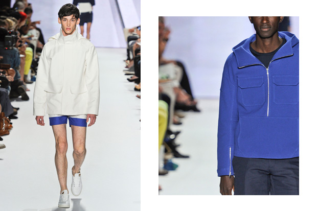 lacoste 2012 springsummer collection