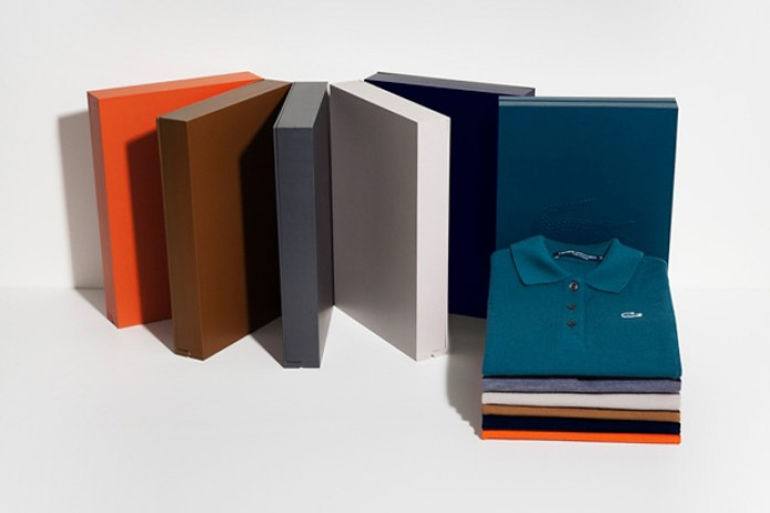 Lacoste Limited Edition Cashmere Polo Series