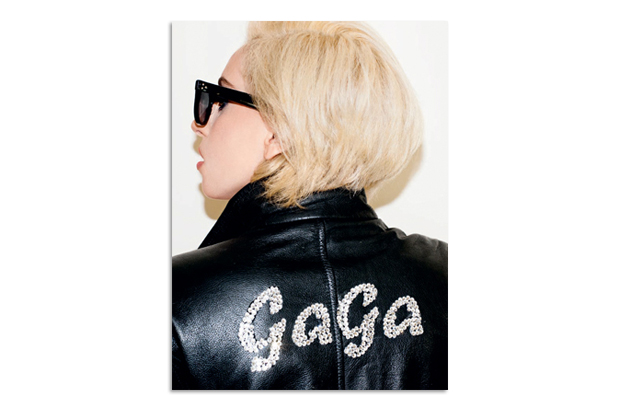 lady gaga by terry richardson book preview