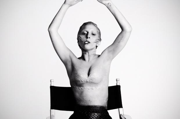 "Lady Gaga ""YOÜ AND I"" - HAUS OF Ü featuring YÜYI by Ines & Vinoodh"
