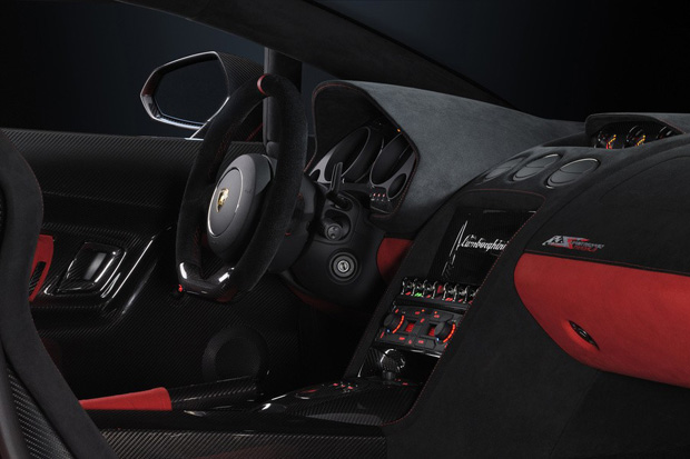 Lamborghini Gallardo 570-4 Super Trofeo Stradale