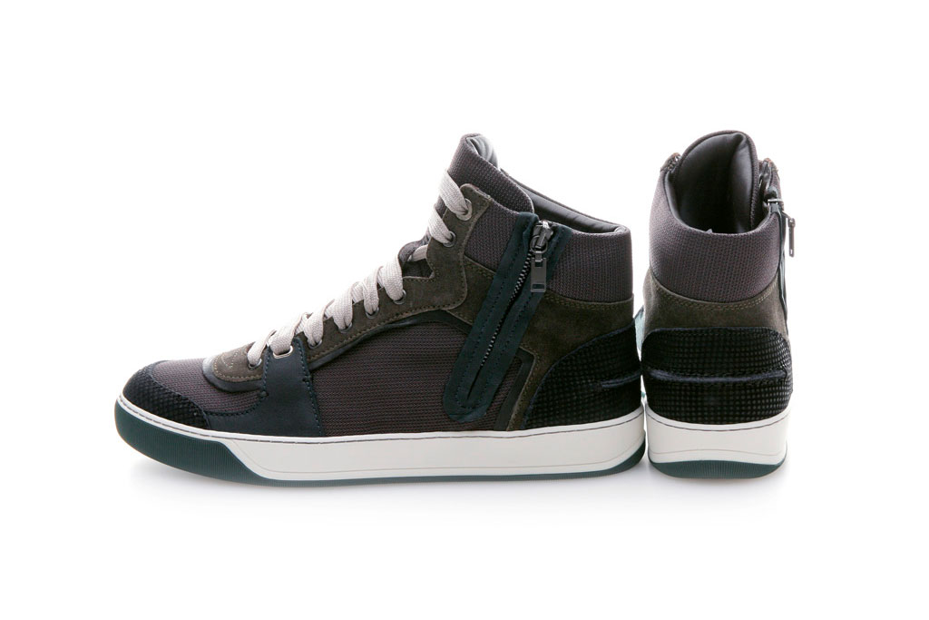 Lanvin 2011 Fall/Winter High-Top Sneakers