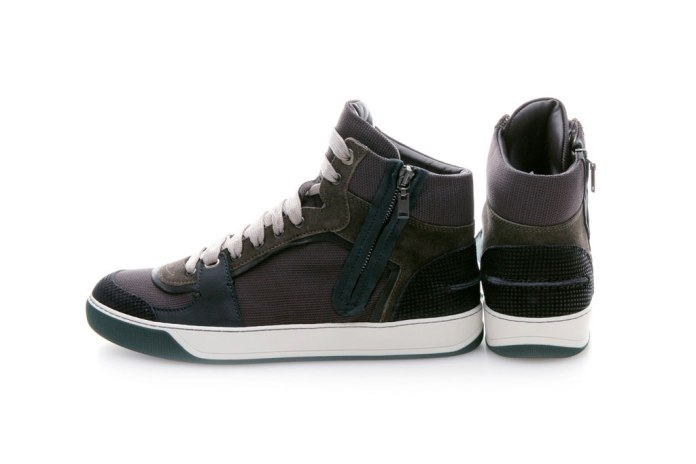 Lanvin 2011 Fall/Winter High-Top Sneakers