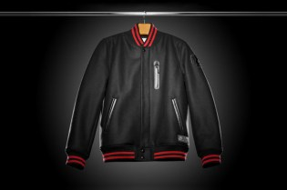 LeBron James x Nike Sportswear 2011 Fall Destroyer Jacket