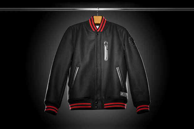 lebron james x nike sportswear destroyer jacket holiday 2011