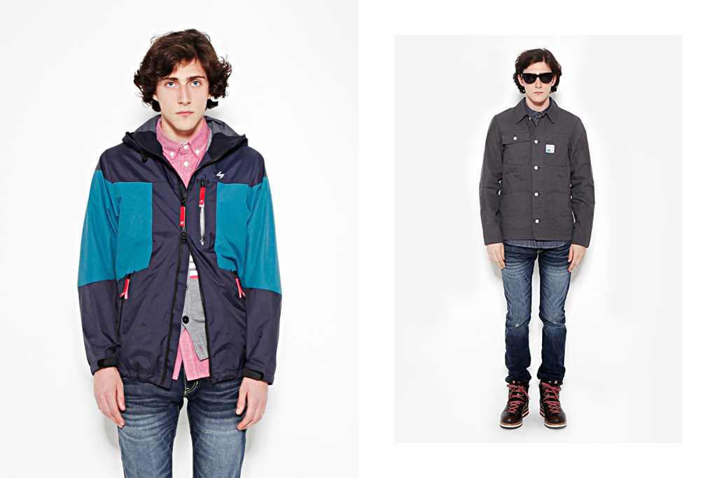 LIFUL 2011 Fall/Winter Collection