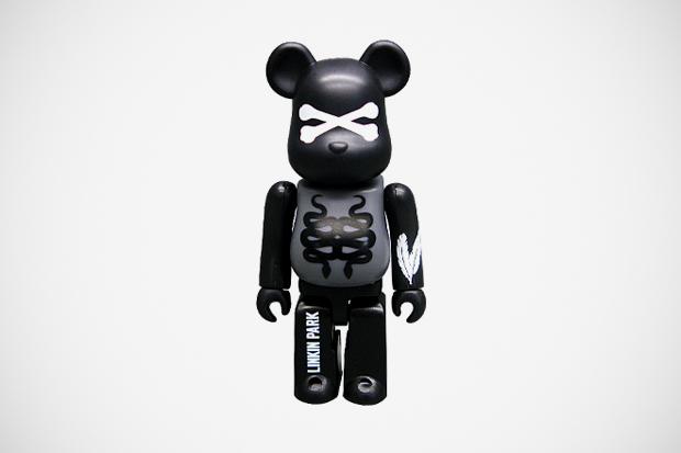 Linkin Park x Medicom Toy Bearbrick