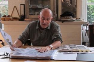 LN-CC: Nigel Cabourn 2011 Fall/Winter Interview