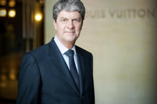 Rumor: Louis Vuitton CEO Yves Carcelle Stepping Down