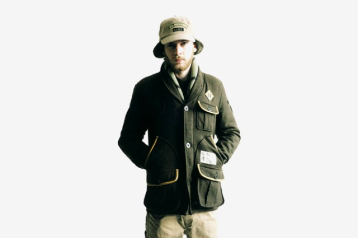 LUKER by NEIGHBORHOOD 2011 Fall/Winter September Releases