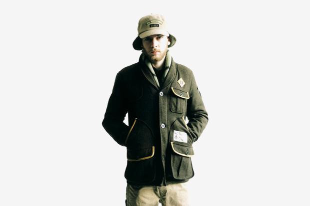 LUKER by NEIGHBORHOOD 2011 Fall/Winter September Releases