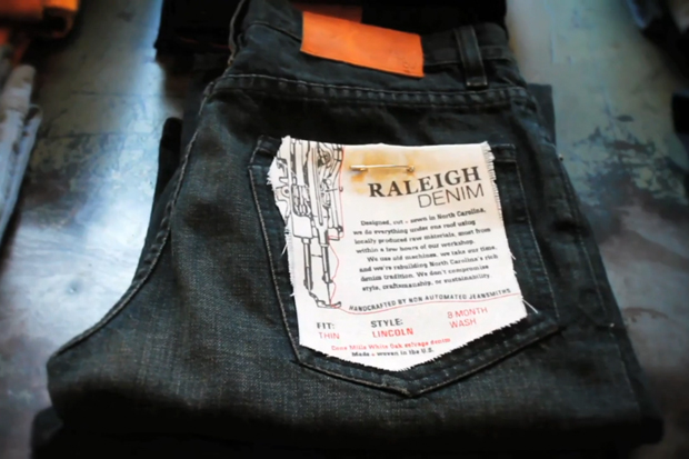 MailChimp Presents Customer Stories: Raleigh Denim