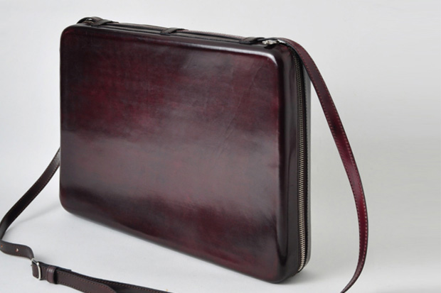 Maison Martin Margiela Leather Laptop Case