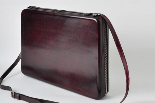Maison Martin Margiela Leather Laptop Case