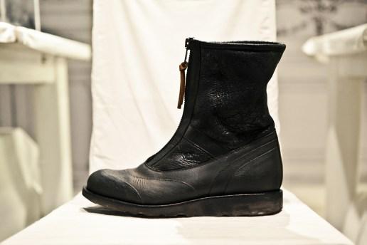 Maison Martin Margiela Zipped Ankle Boots