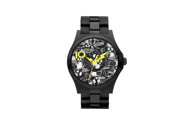 Marc by Marc Jacobs 10th Anniversary Watch Collection