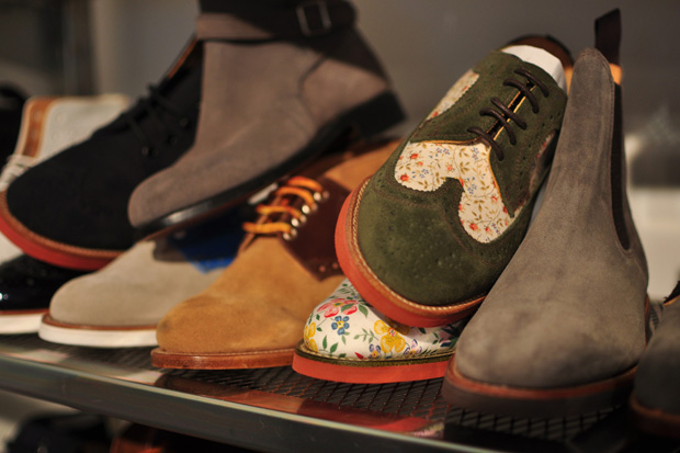 Tres Bien: A Visit to the Mark McNairy Showroom