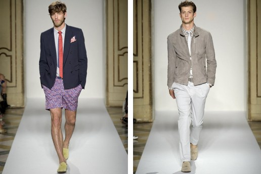 Massimo Rebecchi 2012 Spring/Summer Collection