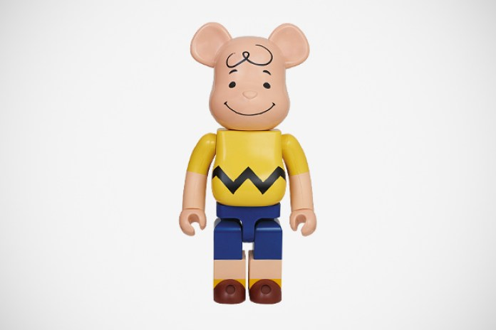 Medicom Toy Bearbrick 1000% Charlie Brown