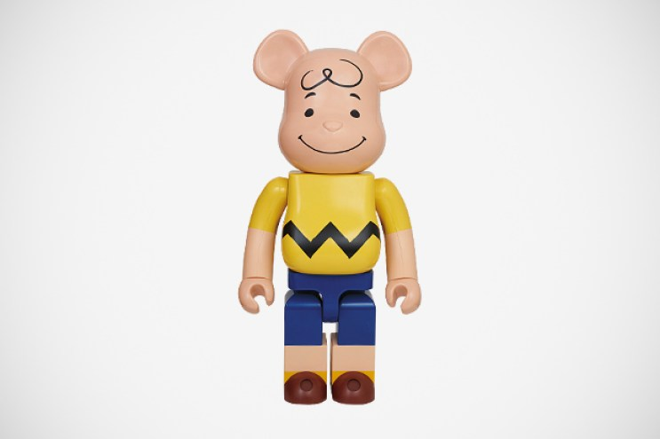 Medicom Toy Bearbrick 1000% Charlie Brown