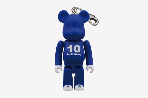 Medicom Toy Bearbrick x Head Porter 10th Anniversary Collection