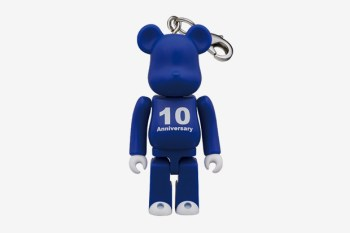 Medicom Toy Bearbrick x Head Porter 10th Anniversary Collection