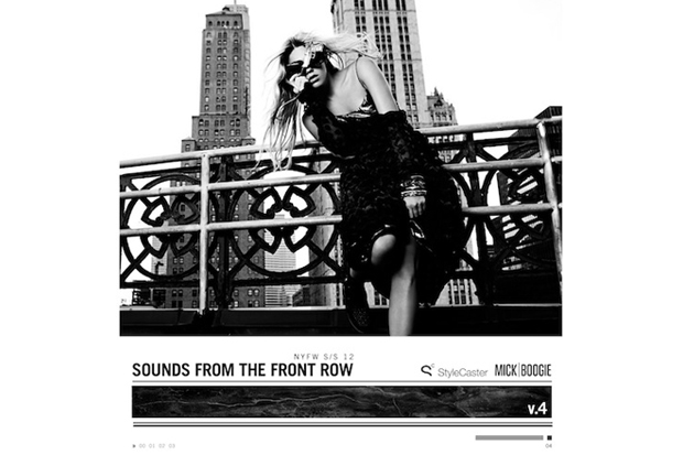 Mick Boogie x StyleCaster - Sounds from the Front Row Interview