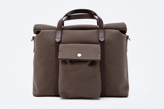 Mismo MS Soft Work Army/Dark Brown