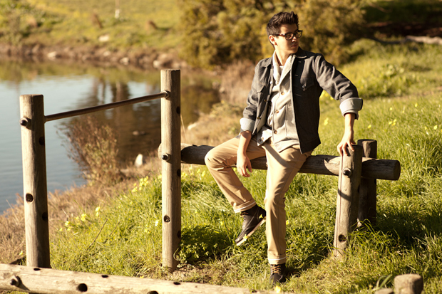 Mister 2011 Fall Lookbook