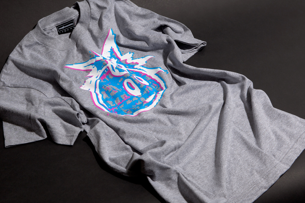 Moose Limited x The Hundreds Adam Triple Scribble T-Shirt