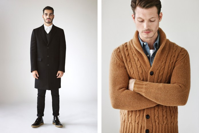 MR PORTER 2011 Fall/Winter Catalog