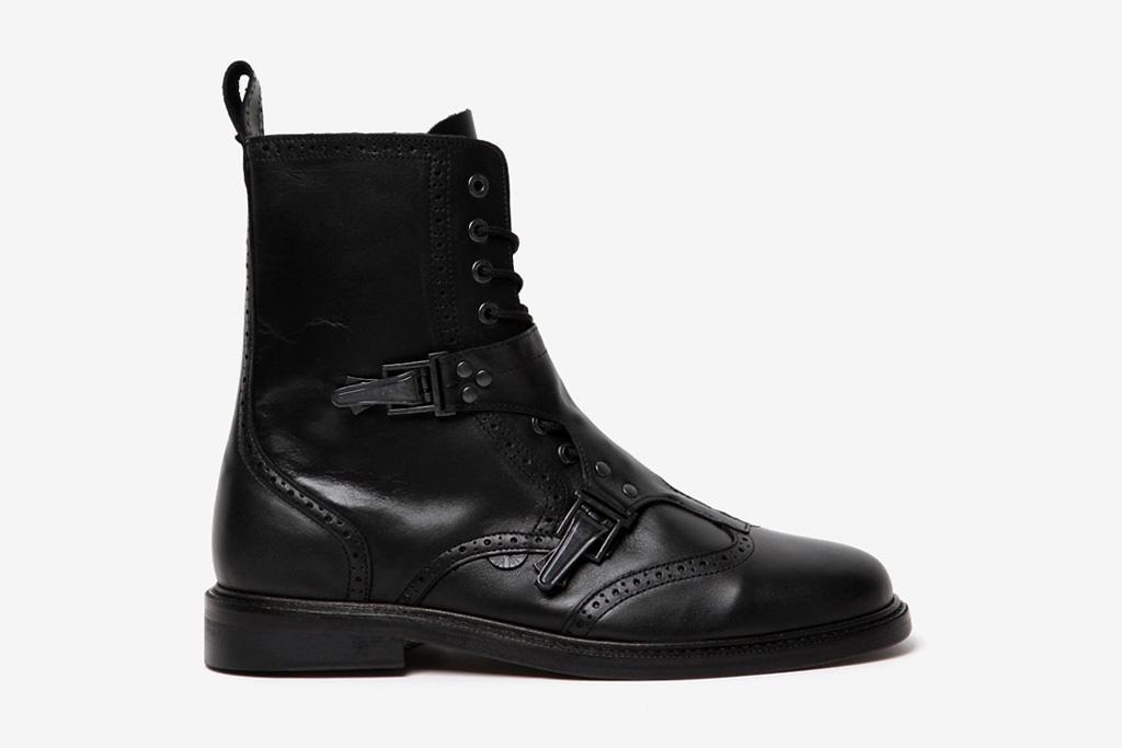 mugler 2011 fallwinter footwear collection
