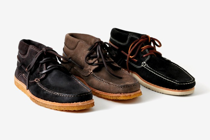 n.d.c. 2011 Fall/Winter Alaska Boot