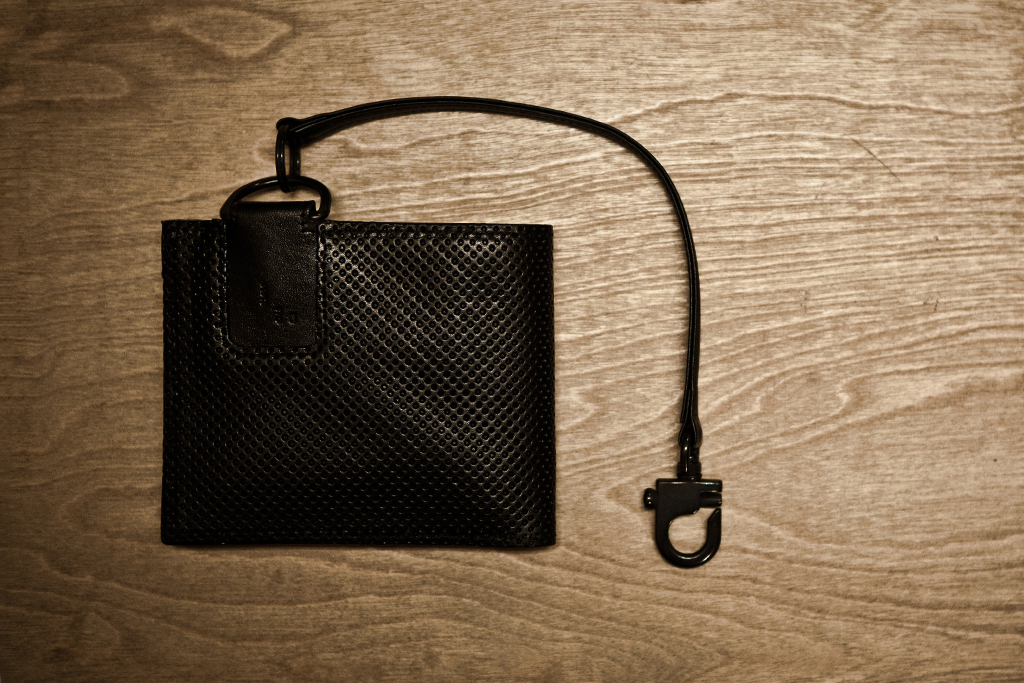 N.HOOLYWOOD 2011 Fall/Winter Leather Wallet
