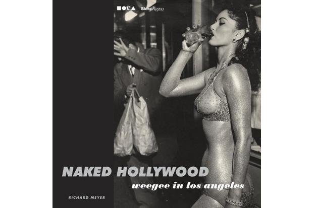 naked hollywood weegee in los angeles