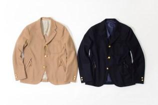 nanamica Blazer Jacket