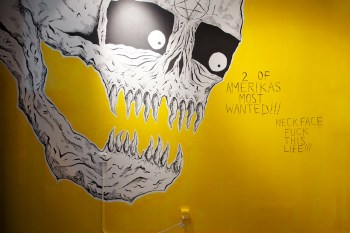 """Neck Face & FUCK THIS LIFE """"2 of Amerikas Most Wanted"""" Exhibition @ New Image Art Gallery Recap"""