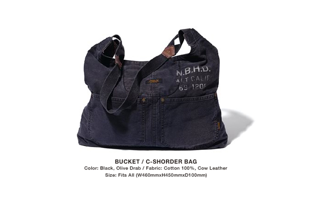 "NEIGHBORHOOD 2011.2nd Fall/Winter ""GIMME SHELTER"" Collection October Releases"