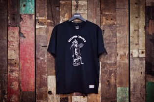 "NEIGHBORHOOD x OriginalFake ""SECOND CHANCE"" T-Shirt"