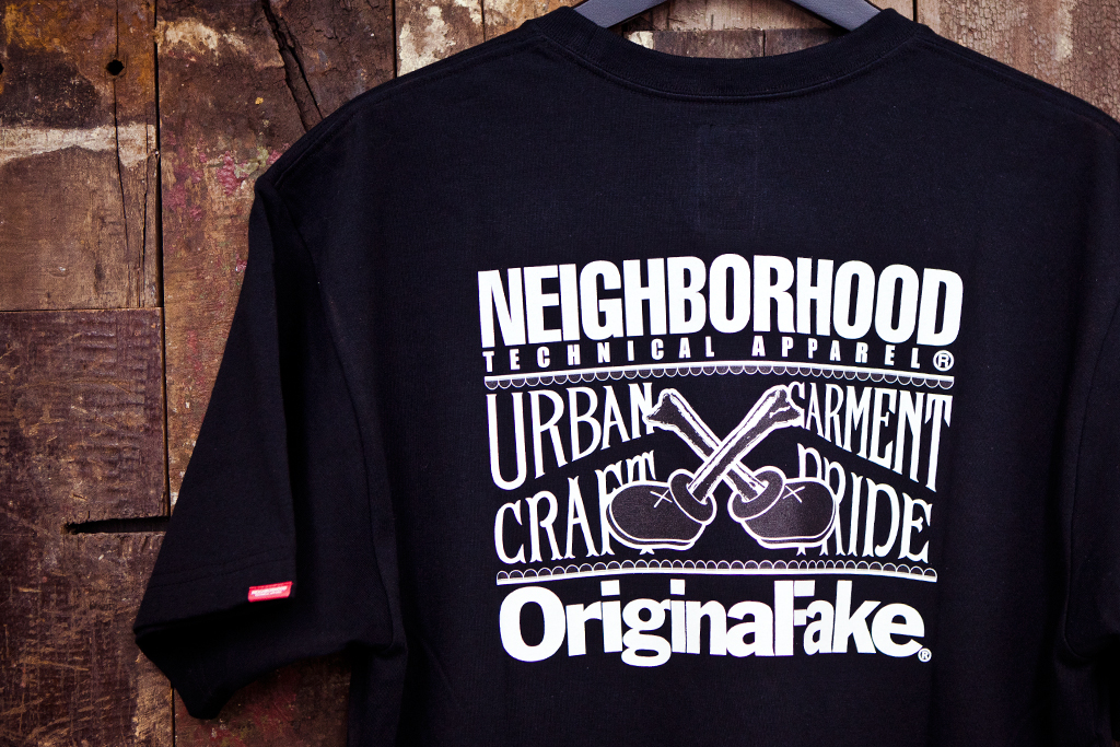 neighborhood x originalfake second chance t shirt