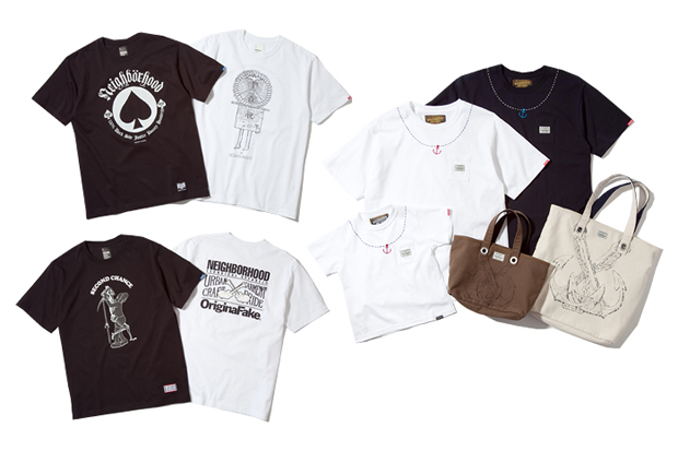 neighborhood shibuya store opening items