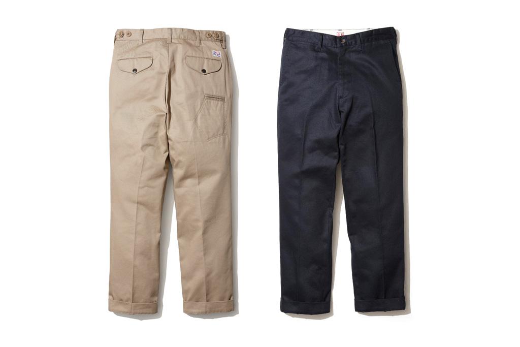 NEXUSVII 2011 Fall/Winter MIL-TWILL & CORNER Pants