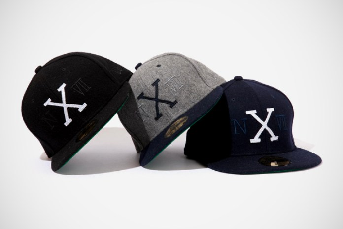 NEXUSVII x New Era 59FIFTY Fitted Caps