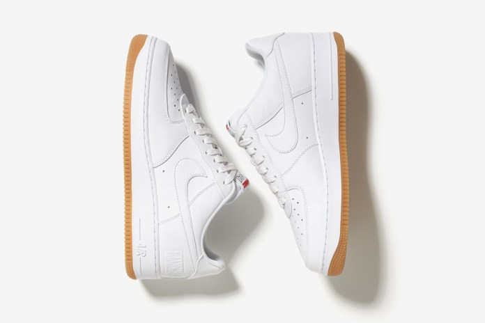 Nike 2011 Holiday Air Force 1 (John Strickland)