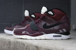 "Nike Air Trainer SC II ""Deep Burgundy"""