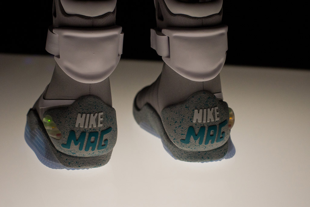 2011 Nike MAG Further Look