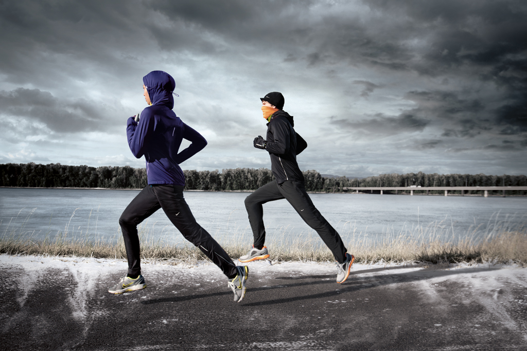 """Nike Running 2011 Holiday """"Cold"""" Collection"""