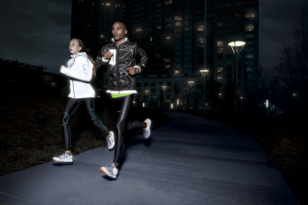 nike running 2011 holiday dark collection