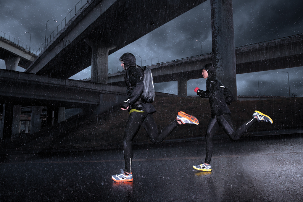 "Nike Running 2011 Holiday ""Rain"" Collection"