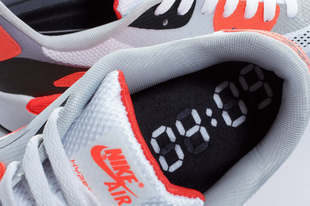 nike sportswear air max 90 hyperfuse infrared